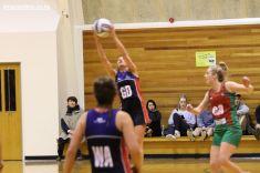 Netball Harlies v St Pats 0014