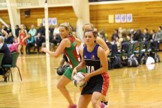 Netball Harlies v St Pats 0015