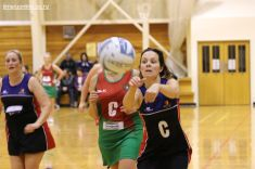 Netball Harlies v St Pats 0019