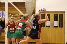 Netball Harlies v St Pats 0024
