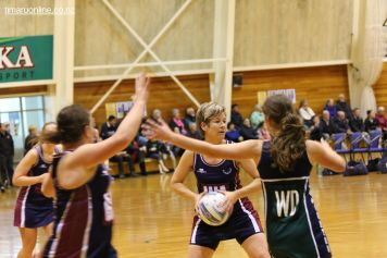 Netball Point v Craighead 0021