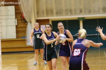 Netball Point v Craighead 0033