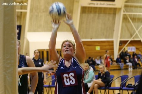 Netball Point v Craighead 0045