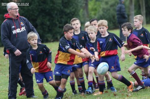PPRFC Junior Games 0118