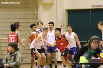 Friday Night Basketball 0321