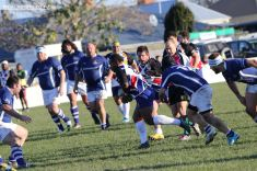 Harlies 20th Jubilee A's v Old Boys 0112
