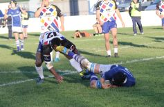 Harlies 20th Jubilee A's v Old Boys 0137