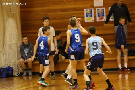 Junior SS Basketball 0150