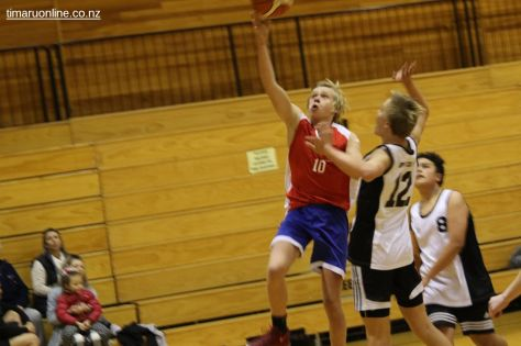 Junior SS Basketball 0202