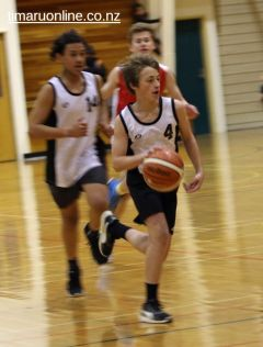 Junior SS Basketball 0213
