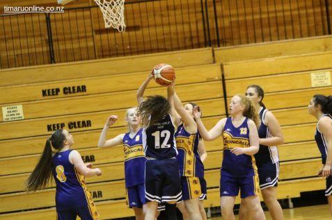 Junior SS Basketball 0219