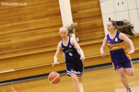 Junior SS Basketball 0303