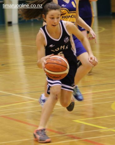 Junior SS Basketball 0311