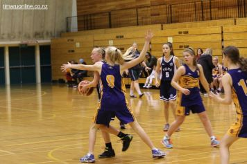 Junior SS Basketball 0313