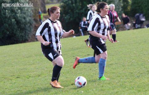 Tka v PlPt Womens Football 0008