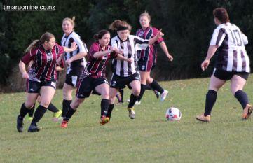 Tka v PlPt Womens Football 0010