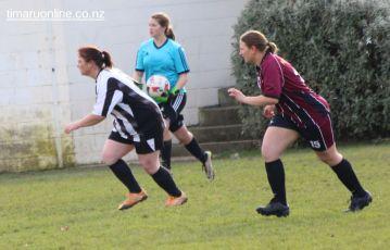 Tka v PlPt Womens Football 0011