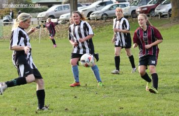 Tka v PlPt Womens Football 0012