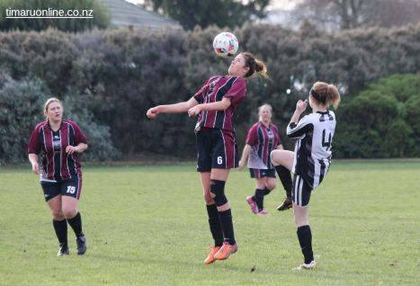 Tka v PlPt Womens Football 0013