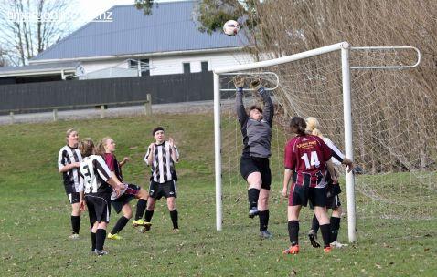 Tka v PlPt Womens Football 0018