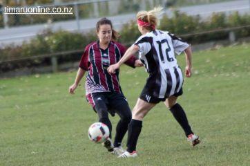 Tka v PlPt Womens Football 0019