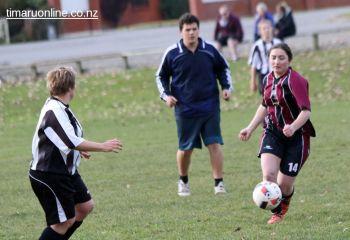 Tka v PlPt Womens Football 0020