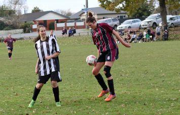 Tka v PlPt Womens Football 0021