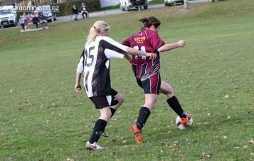Tka v PlPt Womens Football 0022