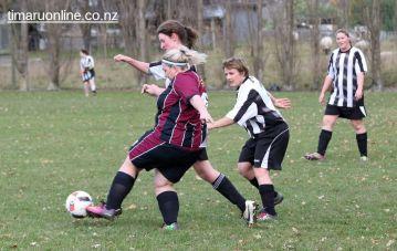 Tka v PlPt Womens Football 0026