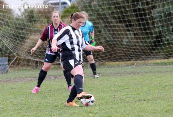 Tka v PlPt Womens Football 0032
