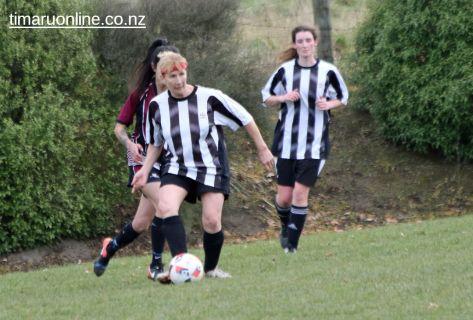 Tka v PlPt Womens Football 0033