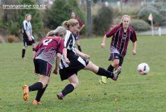 Tka v PlPt Womens Football 0035