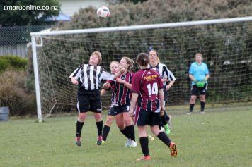 Tka v PlPt Womens Football 0038