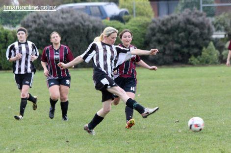 Tka v PlPt Womens Football 0041