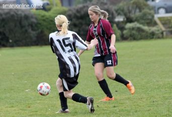 Tka v PlPt Womens Football 0042
