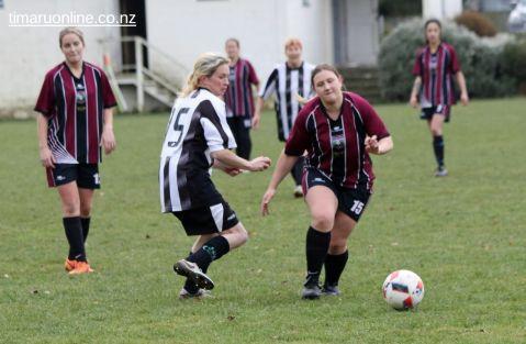 Tka v PlPt Womens Football 0044