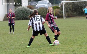 Tka v PlPt Womens Football 0047