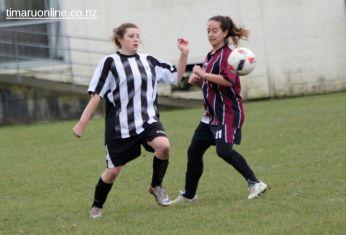 Tka v PlPt Womens Football 0052