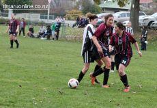 Tka v PlPt Womens Football 0060