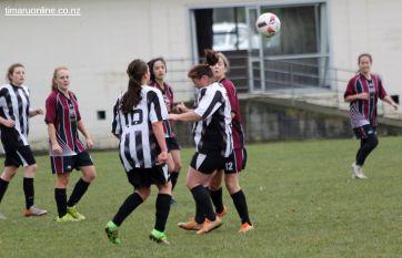 Tka v PlPt Womens Football 0062