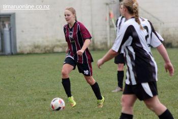 Tka v PlPt Womens Football 0063