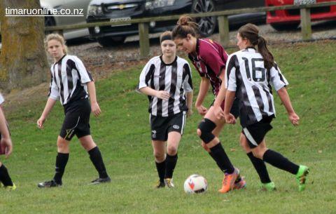 Tka v PlPt Womens Football 0064