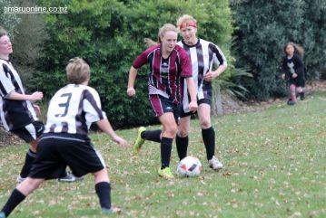 Tka v PlPt Womens Football 0067