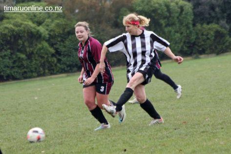 Tka v PlPt Womens Football 0071