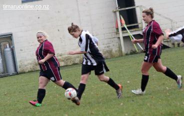 Tka v PlPt Womens Football 0072