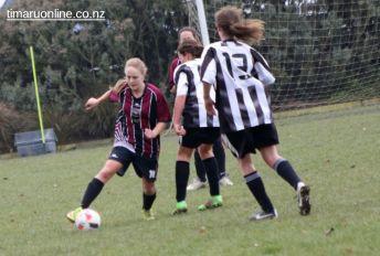Tka v PlPt Womens Football 0073