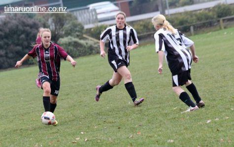 Tka v PlPt Womens Football 0074