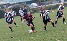 Tka v PlPt Womens Football 0075