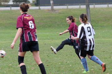 Tka v PlPt Womens Football 0078
