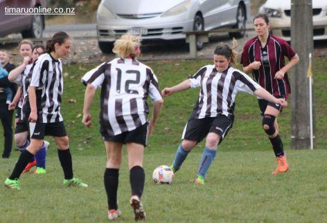 Tka v PlPt Womens Football 0081